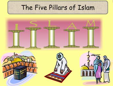 The Five Pillars.