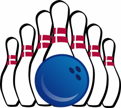bowling , Free clipart download.