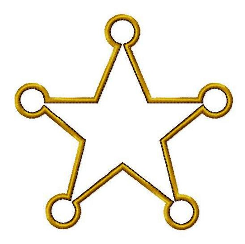 Badge clipart star, Badge star Transparent FREE for download.
