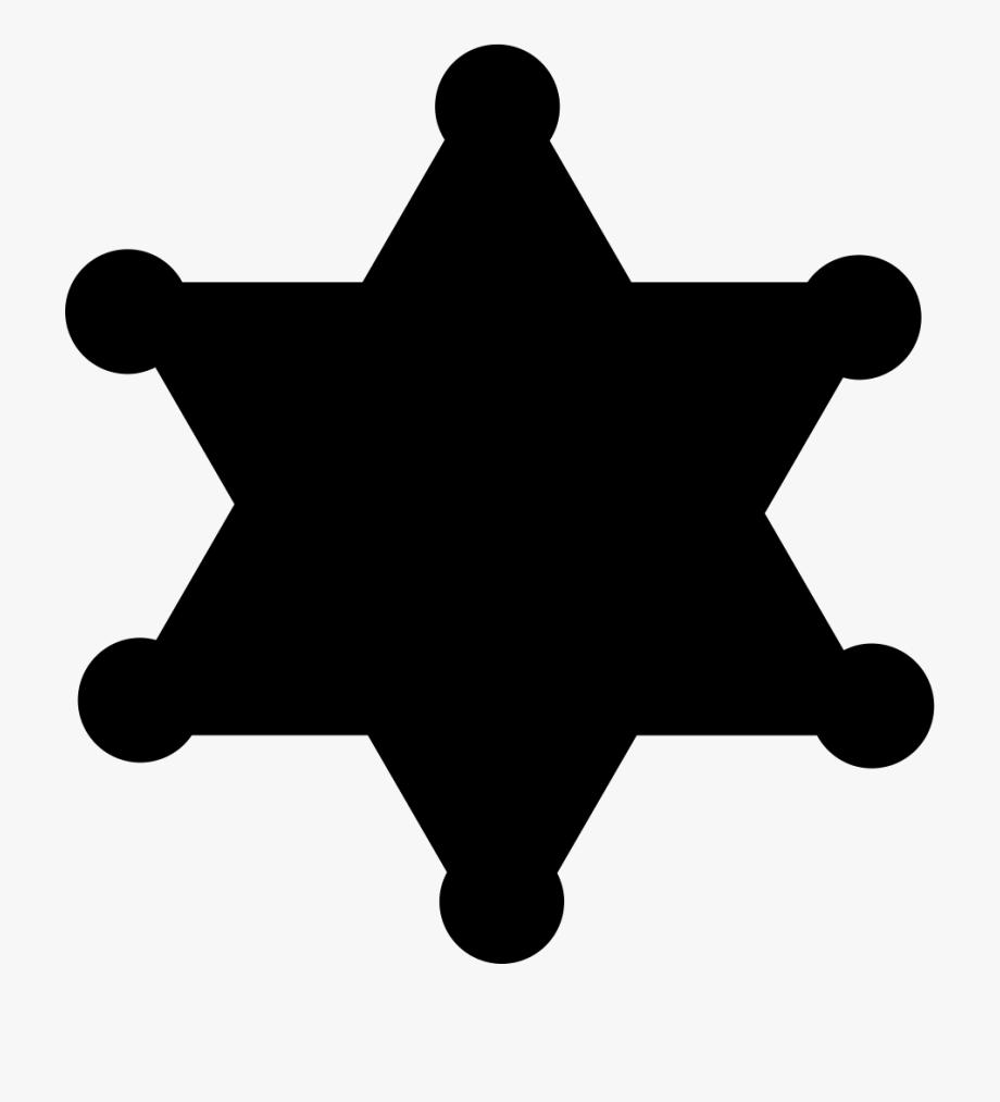 Sherrif Badge Png.