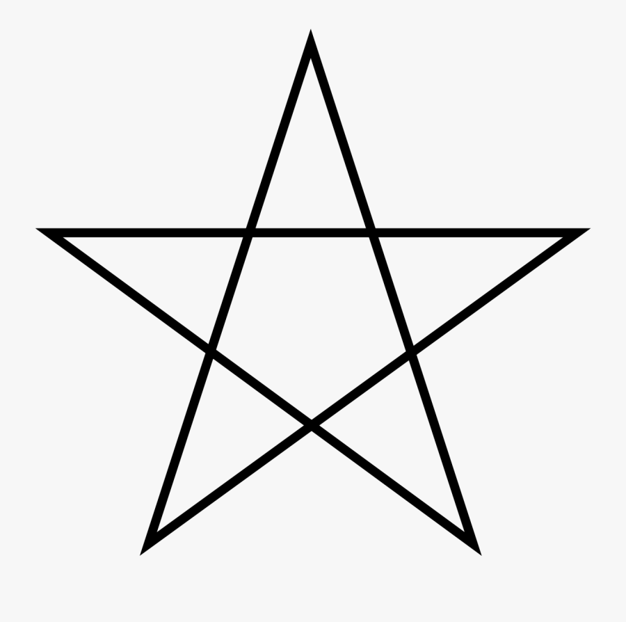 5 Point Star Png.