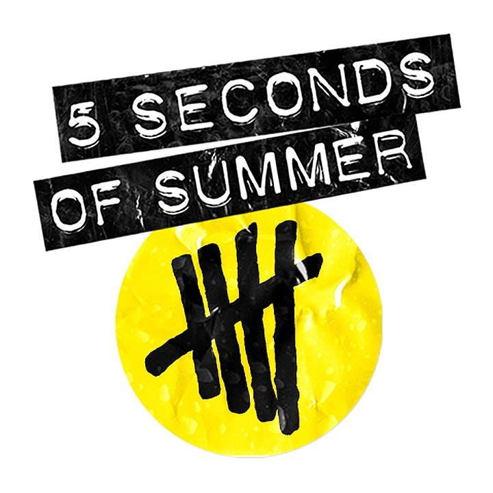 5sos 5 seconds of summer logo music band.