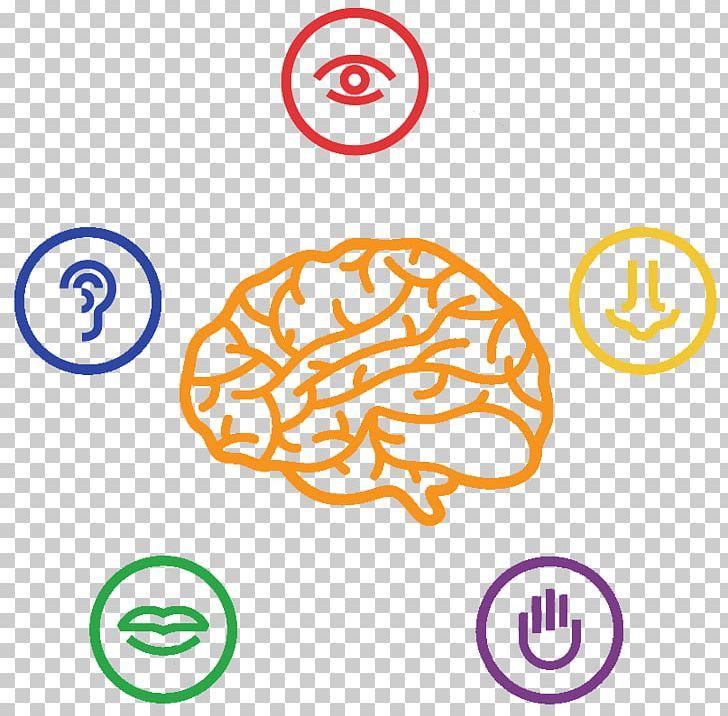 The Five Senses Human Body Organ PNG, Clipart, Area, Brand, Circle.