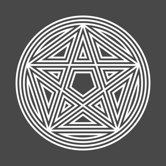 Pentagram (5 sided star).