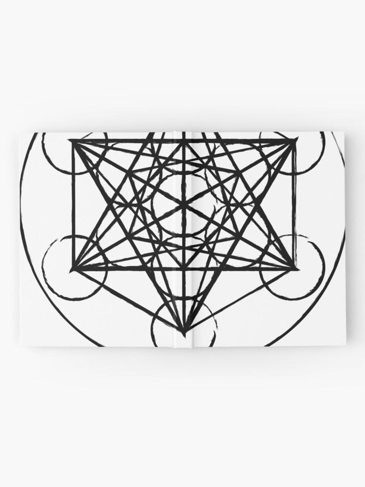 Metatron\'s Cube.