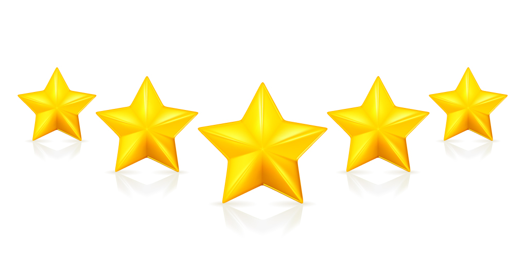 Gold star gold 5 star clipart clipartfest 3.