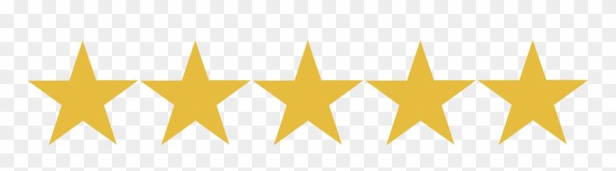5 Star Reviews.
