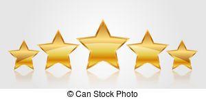 5 star clipart 1 » Clipart Portal.