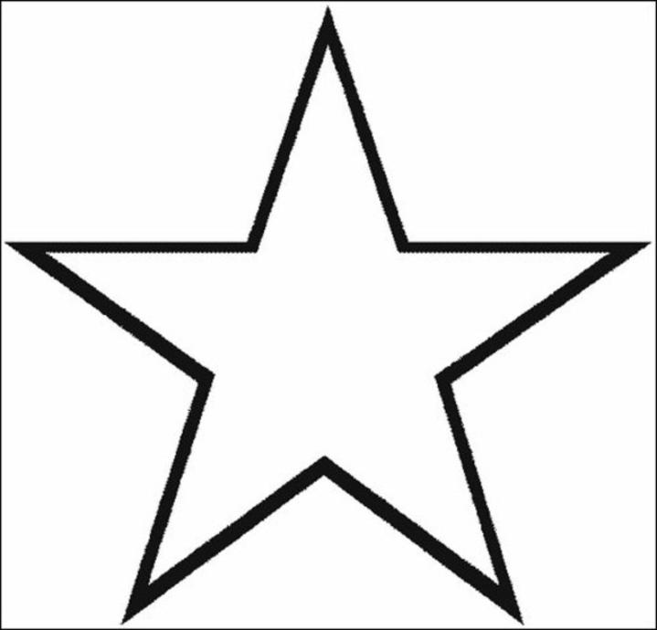 Free Printable Star, Download Free Clip Art, Free Clip Art.