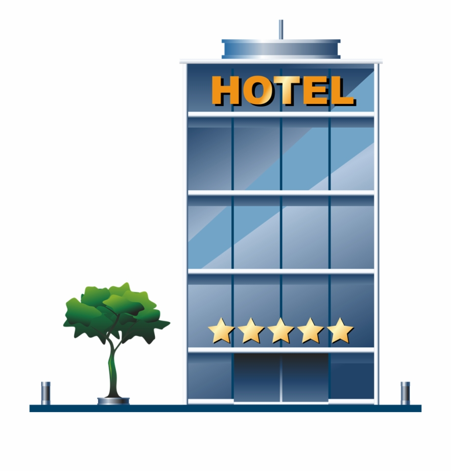 Free To Use Public Domain Hotel Clip Art.