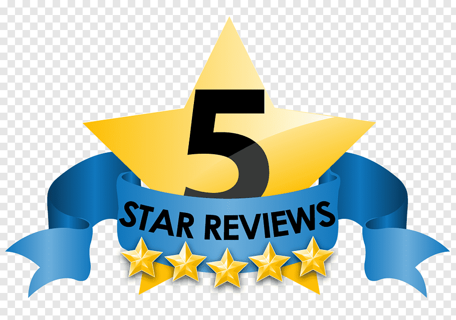 Star reviews, Review 5 star Yelp Service Customer, Five Star.
