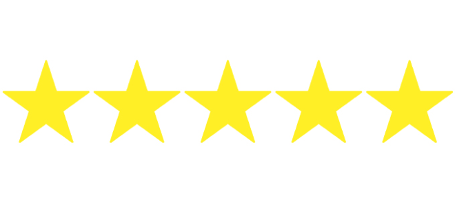 5 Star Png.