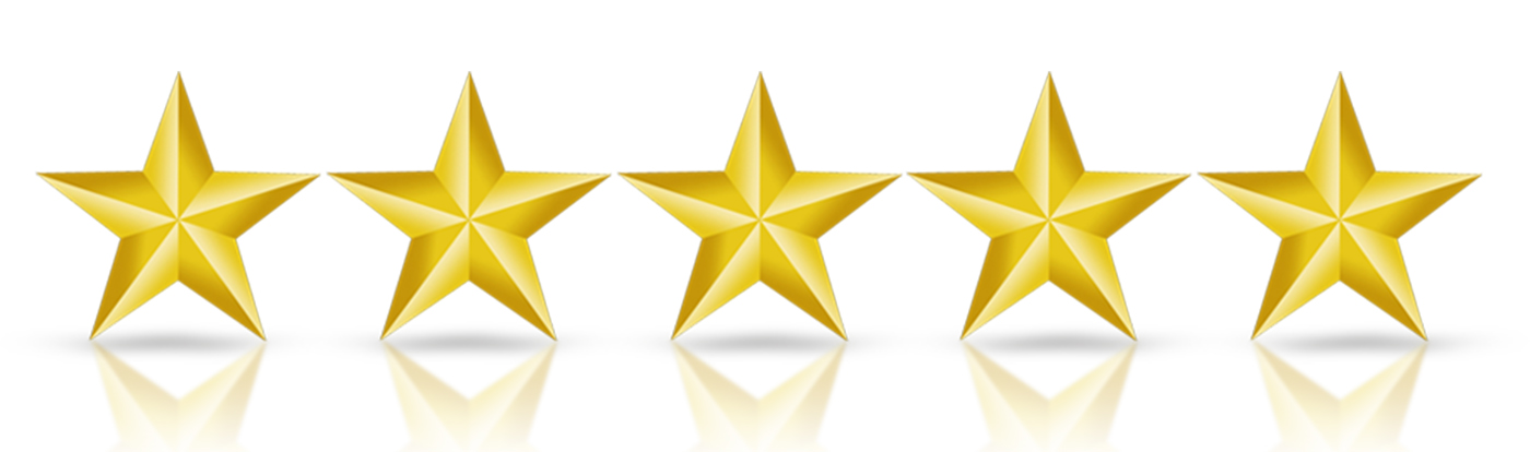Five Star Png (+).