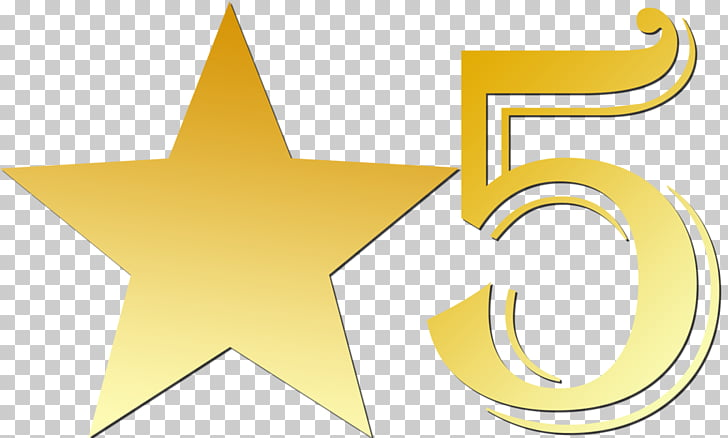 Star , 5 Star Rating s PNG clipart.