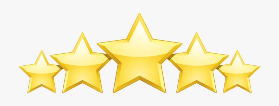 Five Star Clipart.
