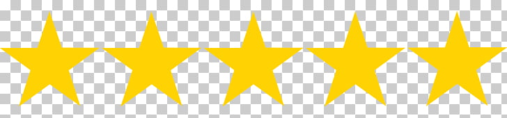 Computer Icons Star System , 5 stars, yellow star.