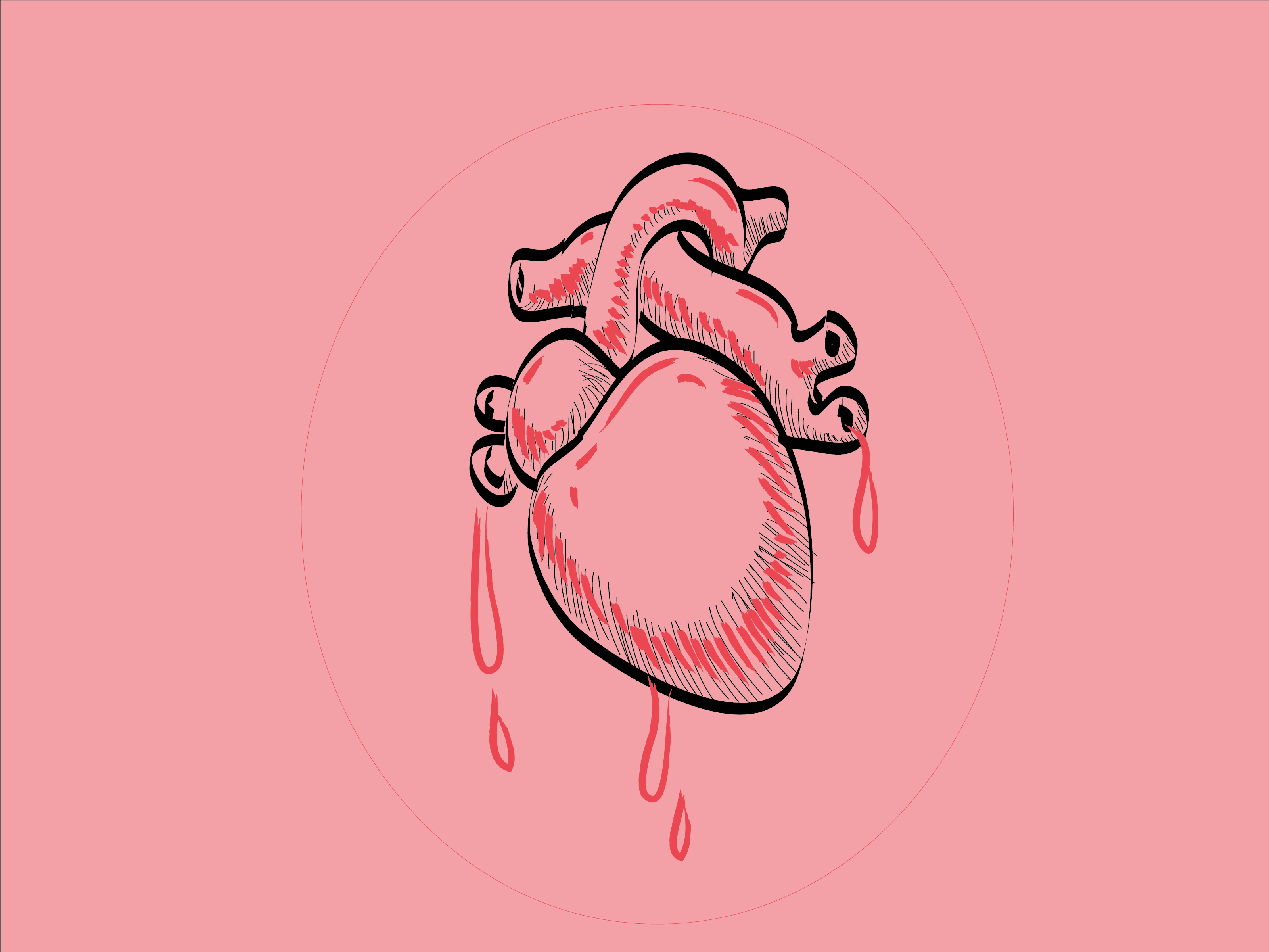 Free How To Draw A Human Heart, Download Free Clip Art, Free.