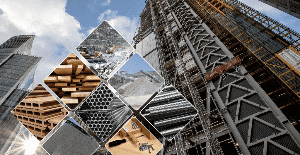 Types of Building Materials Used in Construction.