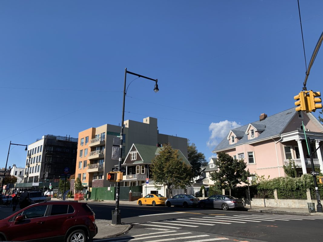 7 Story Building Coming to Cortelyou Road.