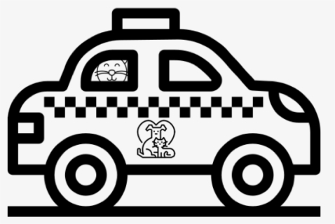 Free Taxi Clip Art with No Background , Page 5.