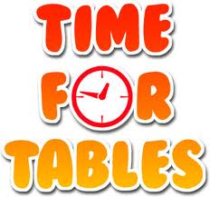 Times Table Clipart.