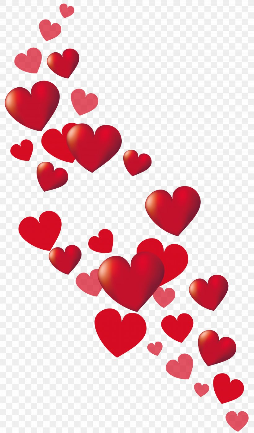 Heart Valentine\'s Day Clip Art, PNG, 5088x8676px, Heart.