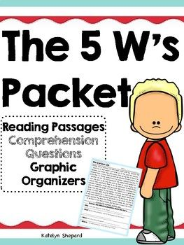 The 5 W\'s Packet.