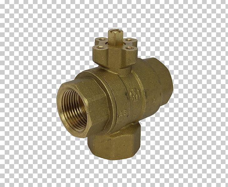 Brass Ball Valve Butterfly Valve Four.
