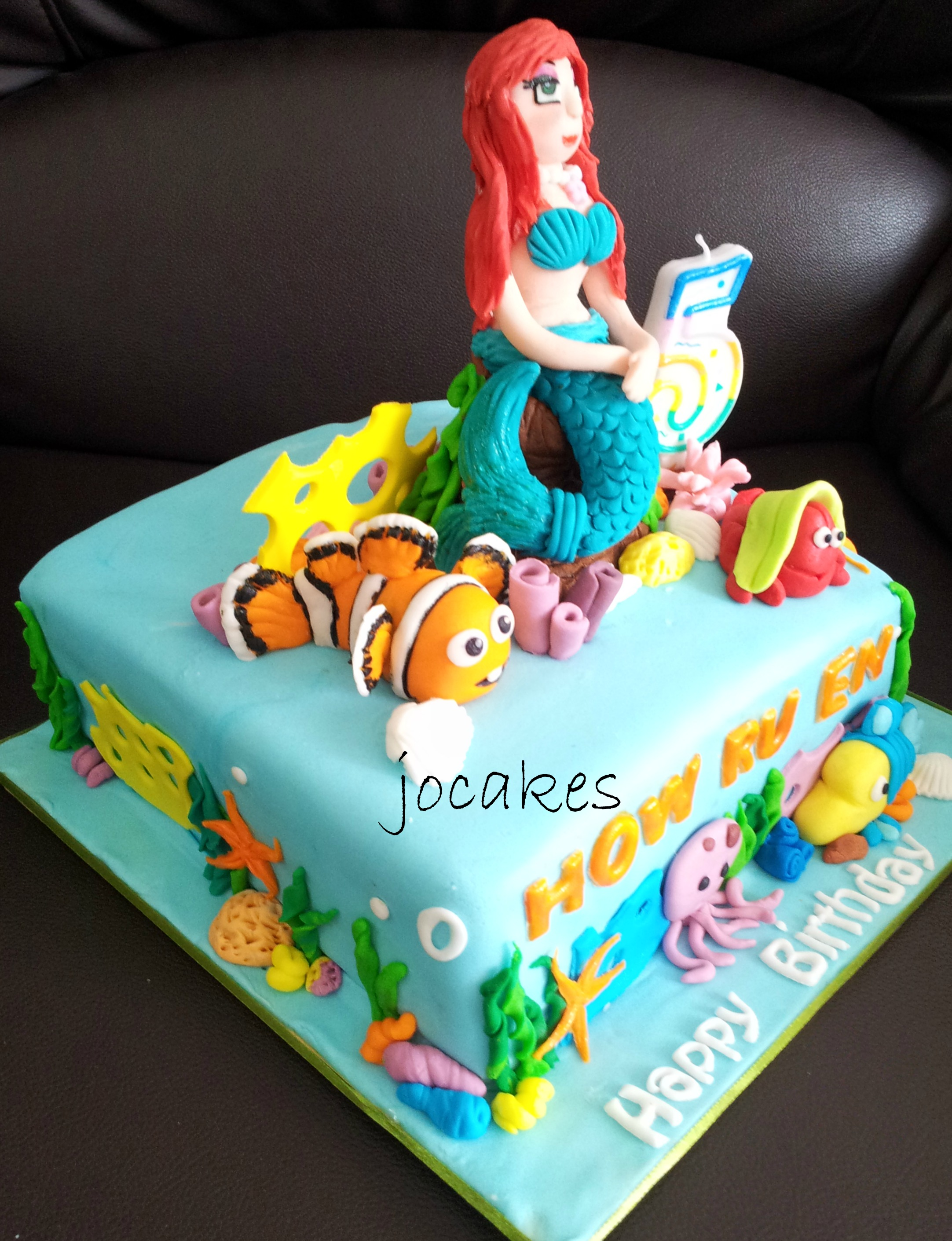5 Year Old Birthday Cake Clipart.