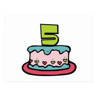 5 Year Old Birthday Cake Gifts on Zazzle.
