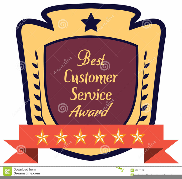 Service Awards Clipart.