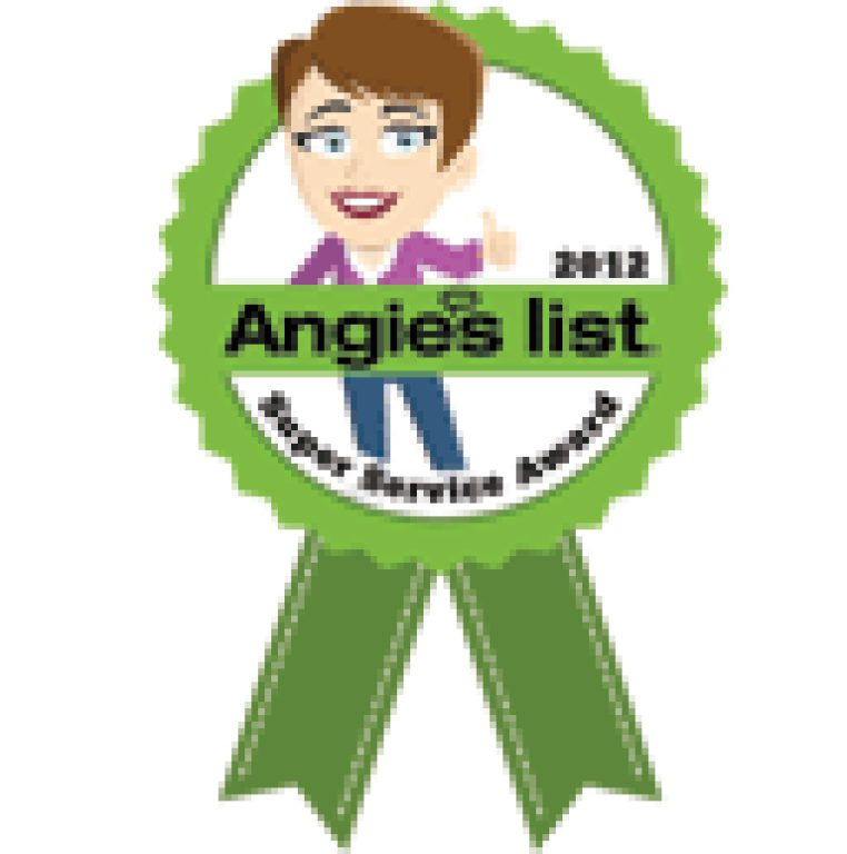 Yost & Campbell Receives Angie\'s List Super Service Award.