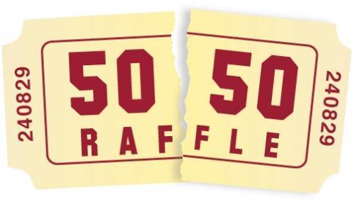 50 50 raffle clipart » Clipart Portal.