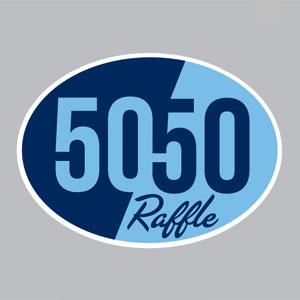50 50 Raffle Clipart.