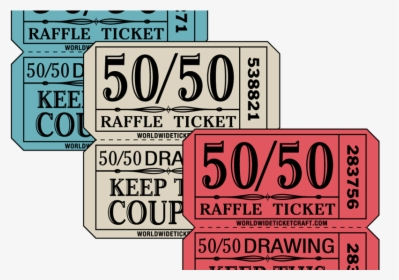 Raffle Ticket PNG Images, Free Transparent Raffle Ticket.
