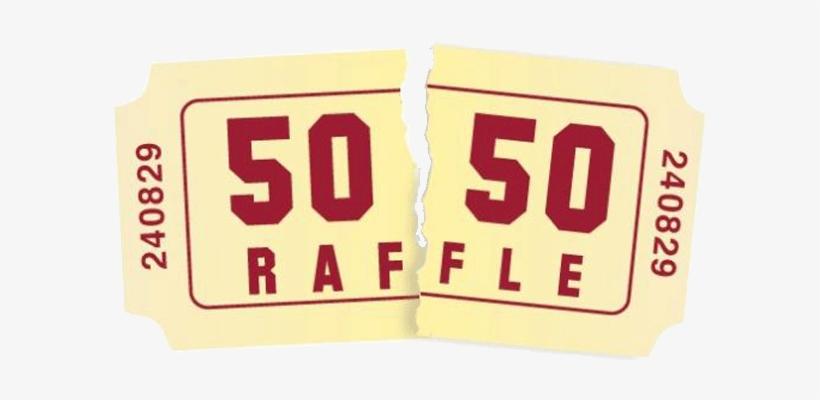 5050 Progressive Raffle For Celebrate Success The Carpenters.