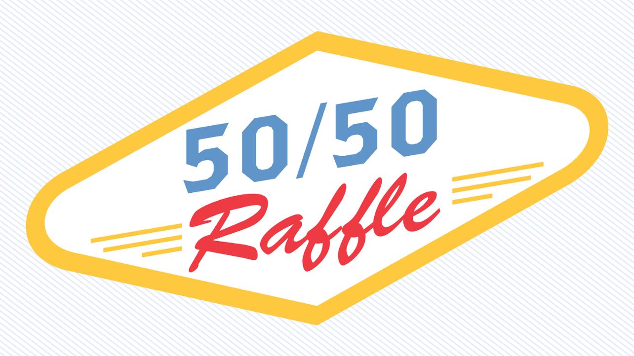 Tucson Saguaros 50/50 Raffle.