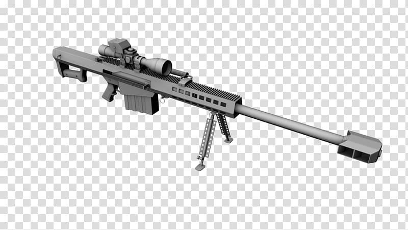 Sniper rifle Barrett M95 Barrett M82 .50 BMG Barrett.