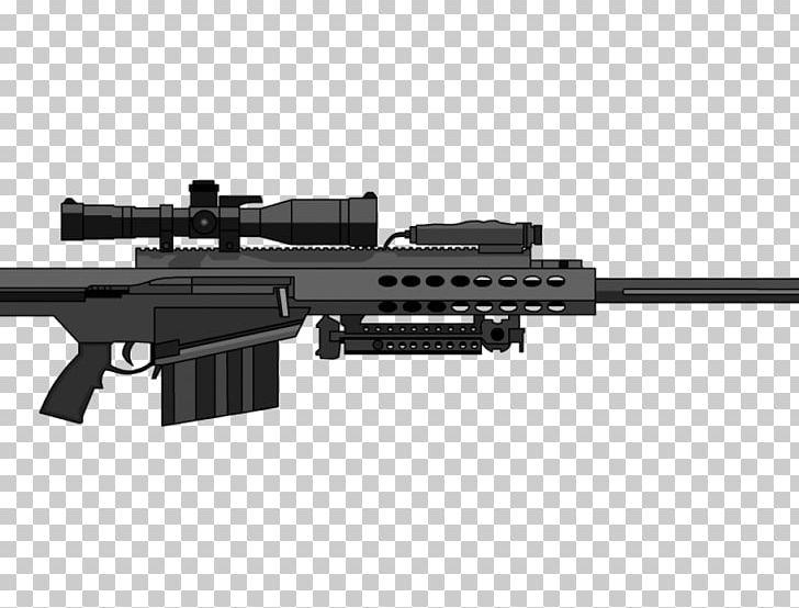 Barrett M82 Sniper Rifle .50 BMG Barrett Firearms.