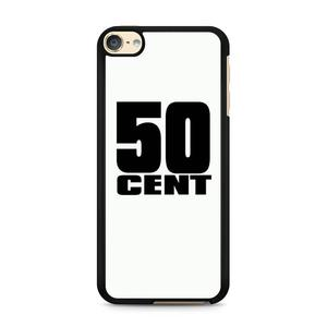 50 Cent Logo iPod Touch 6 Case.