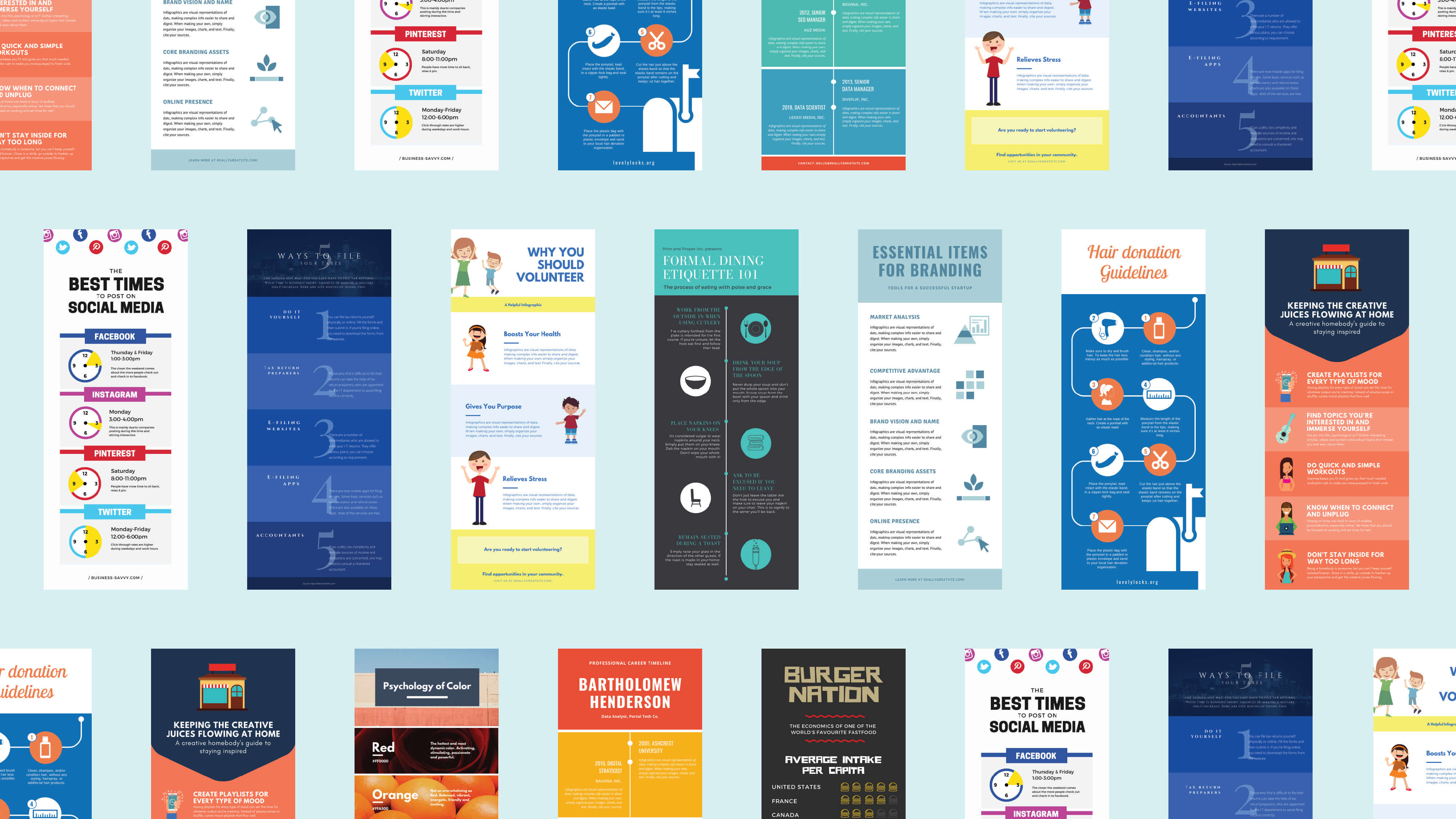 40 Complex Topics Explained Perfectly By Infographics.