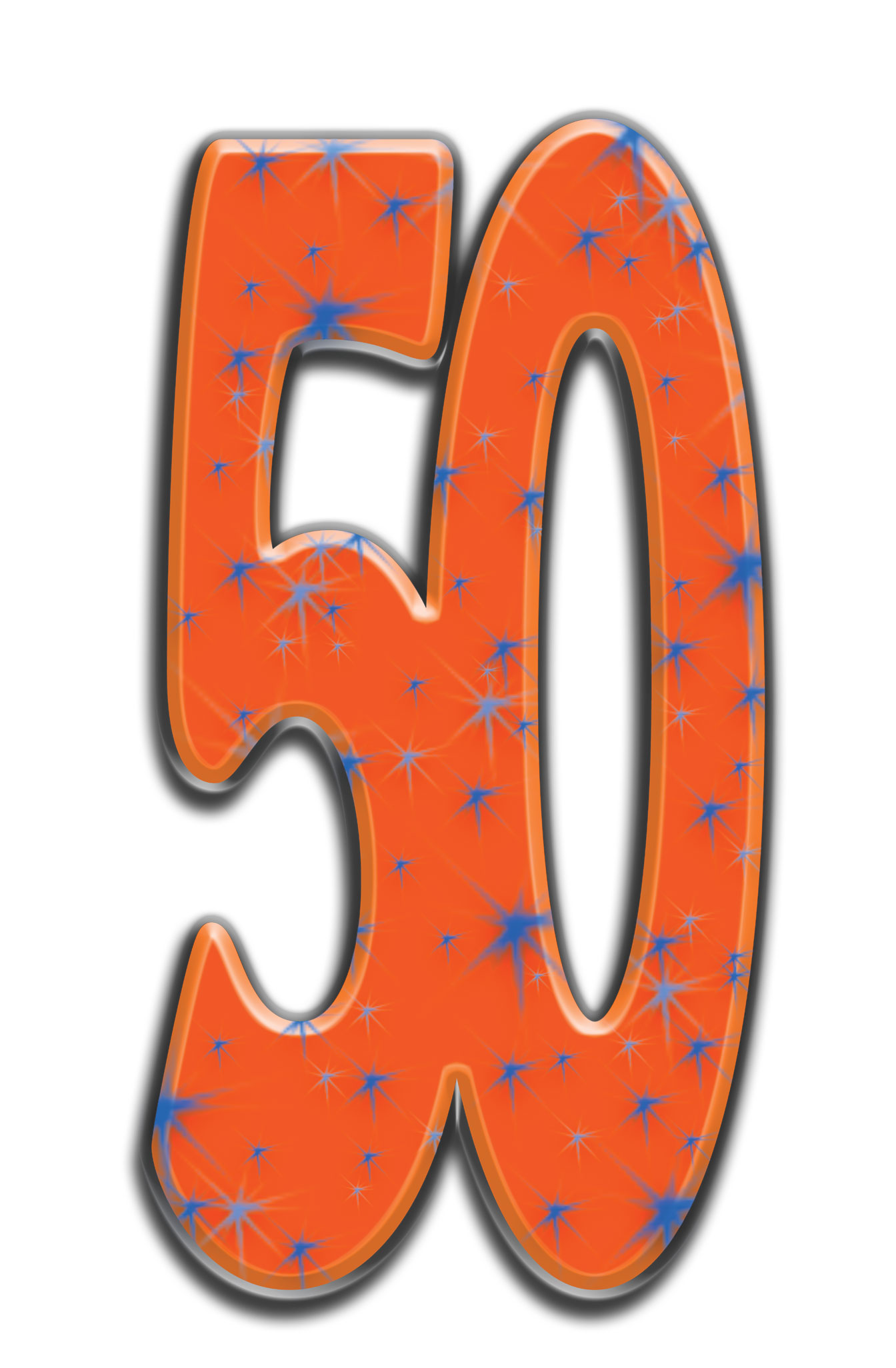 Number 50 clipart images.