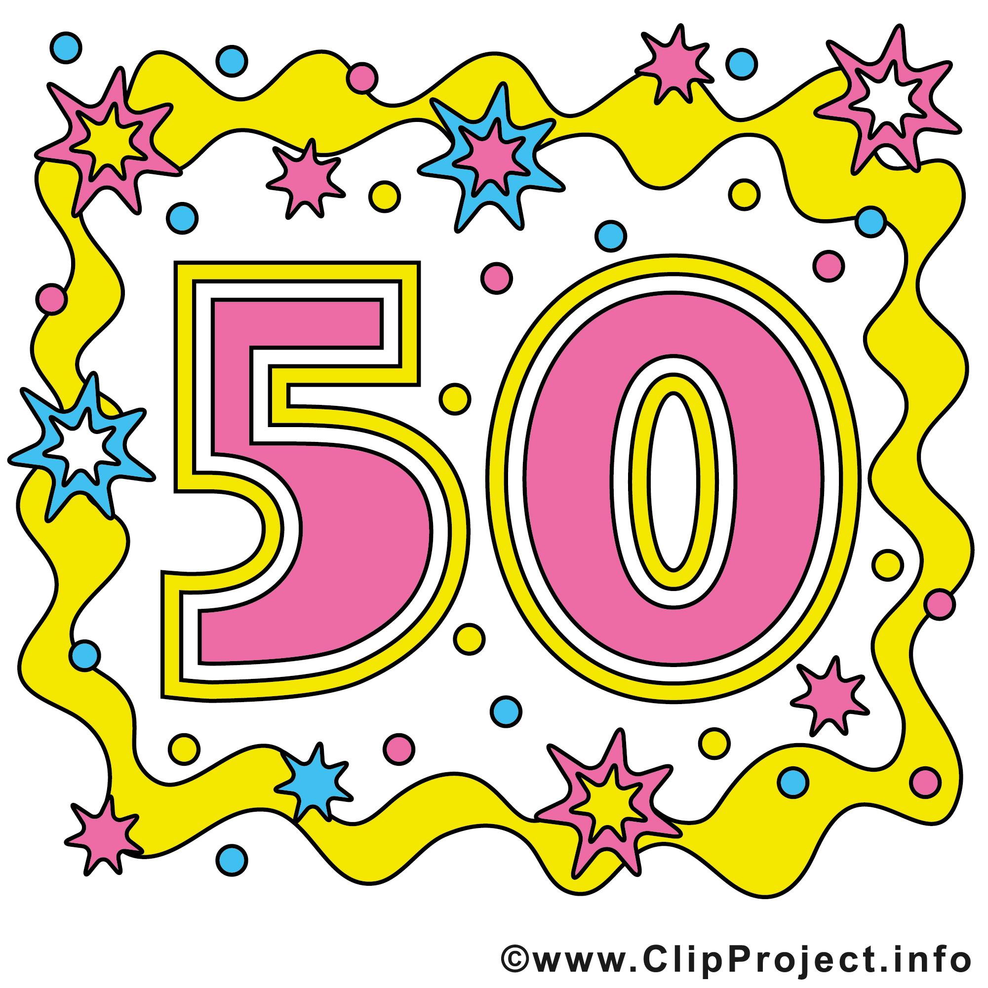 50 50 Clipart.