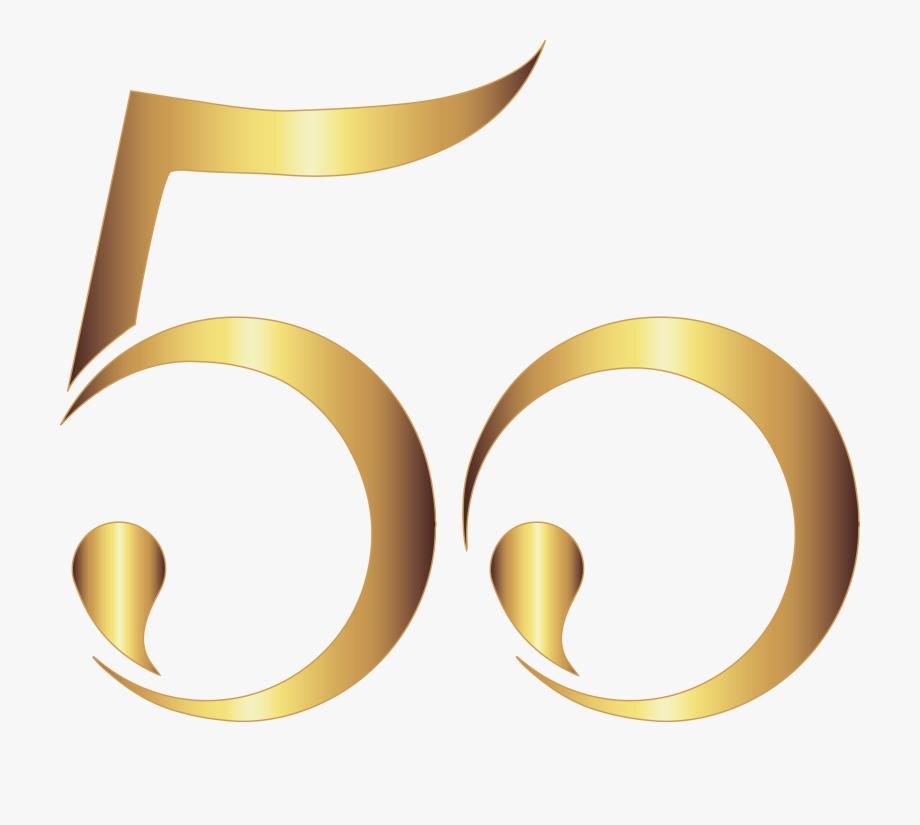 50th Birthday Logo Latest.