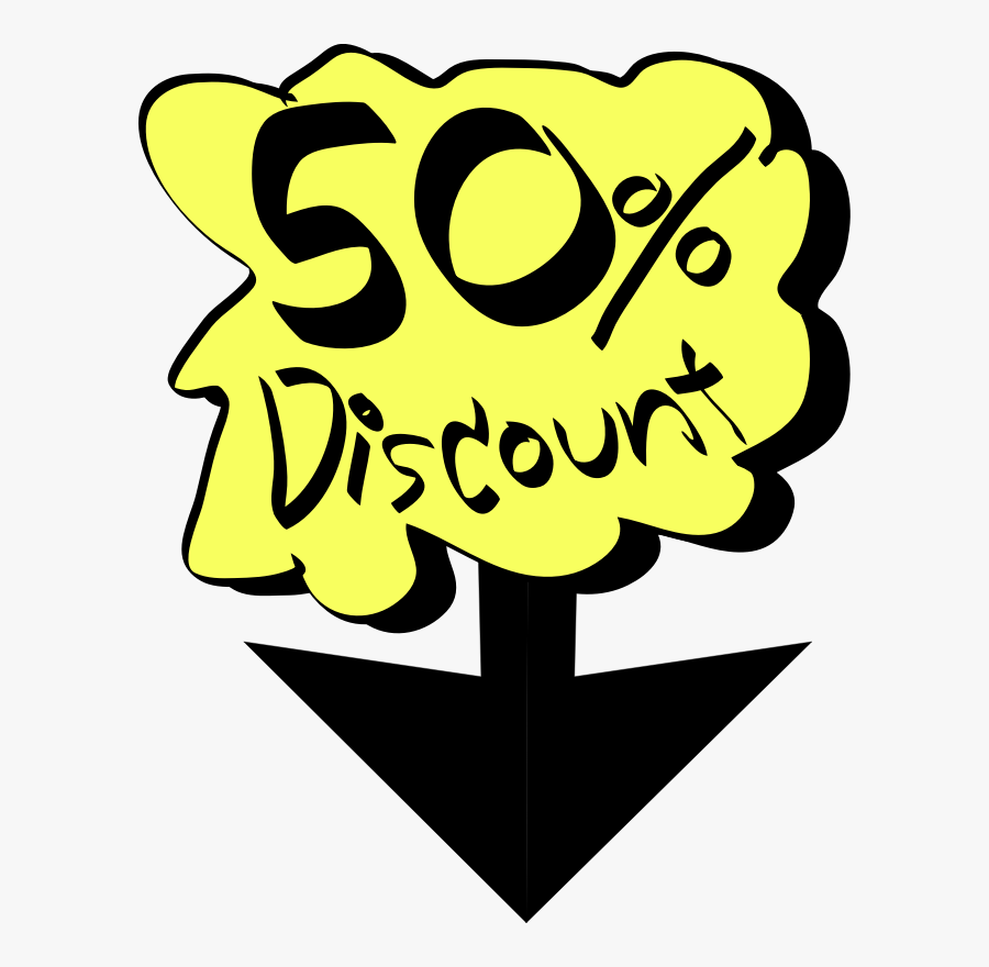50 Discount Png.