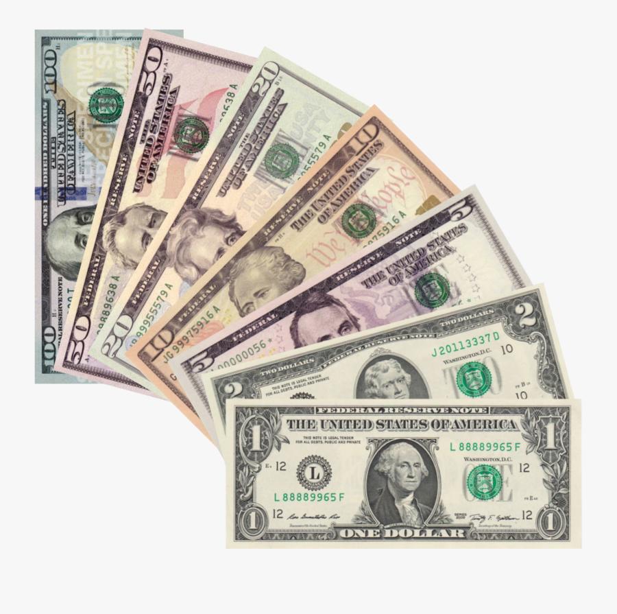50 Dollar Bill Png.