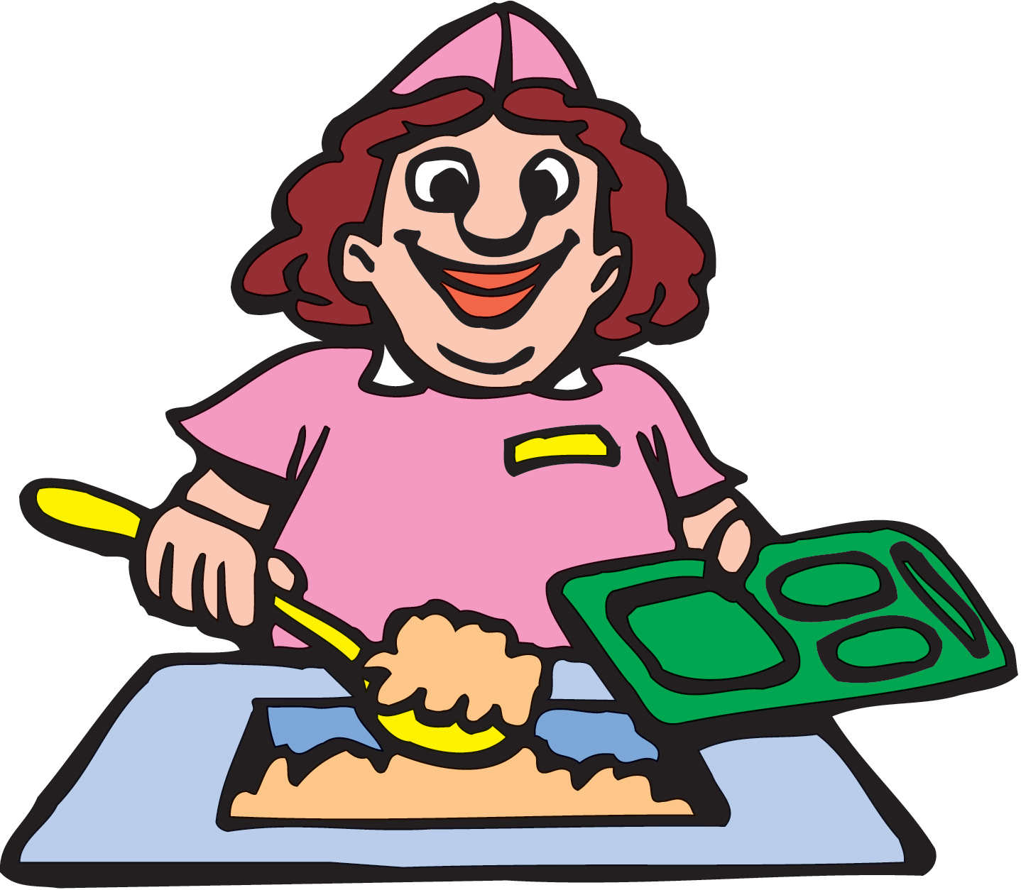 Lunch Clipart.