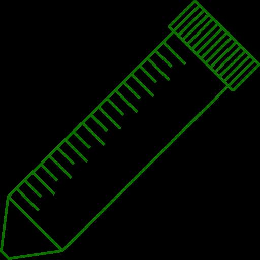 50ml Falcon centrifuge tube open.