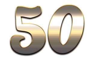 Number 50 clipart 1 » Clipart Station.
