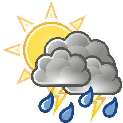 Thursday forecast: chance for rain, otherwise partly sunny.